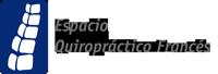 Espacio Quiropractico Francés Mérida Logo
